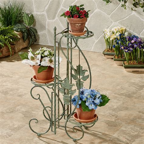 Metal Table Plant Stands