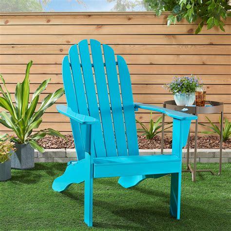 Metal-And-Wood-Adirondack-Chairs