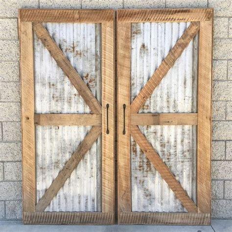 Metal-Barn-Door-Plans