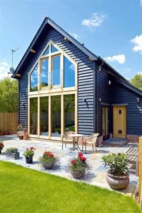 Metal-Barn-Style-House-Plans