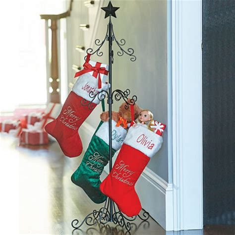 Metal-Christmas-Stocking-Holder-Stand