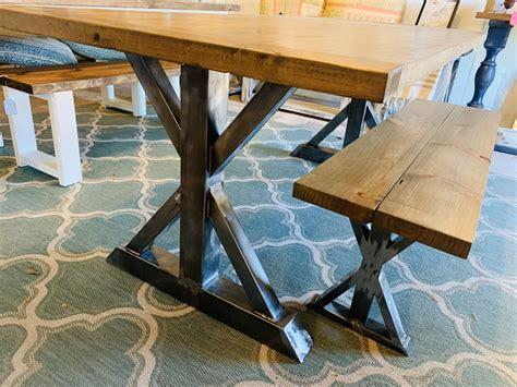 Metal-Farm-Table