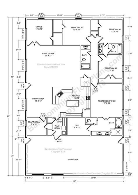 Metal-Pole-Barn-Floor-Plans