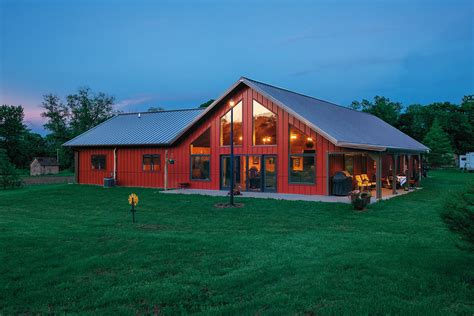 Metal-Pole-Barn-House-Plans-And-Prices