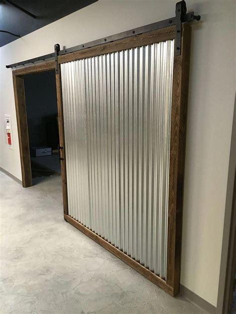 Metal-Sliding-Barn-Door-Plans