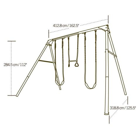 Metal-Swing-Set-Plans