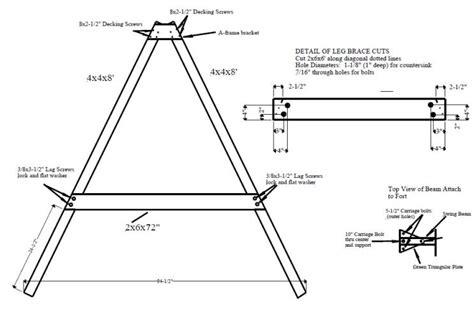 Metal-Swing-Set-Plans-Free