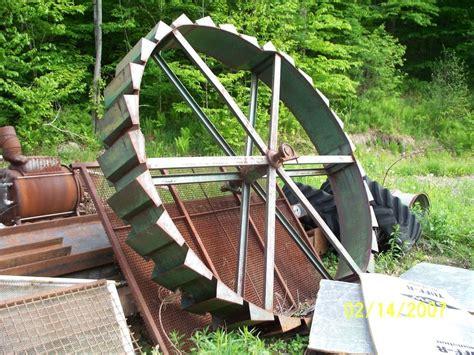 Metal-Water-Wheel-Plans