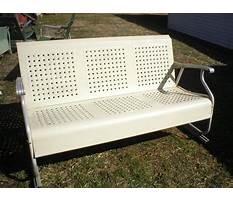 Best Metal porch glider parts