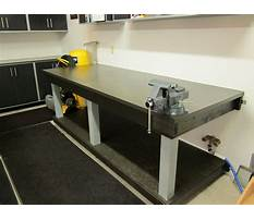 Best Metal shop workbench plans