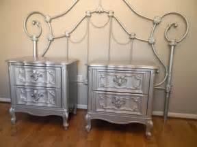 Metallic-Silver-Furniture-Diy