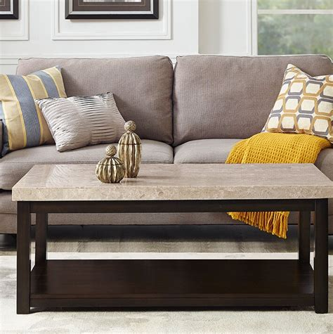 Metpally 3 Piece Coffee Table Set