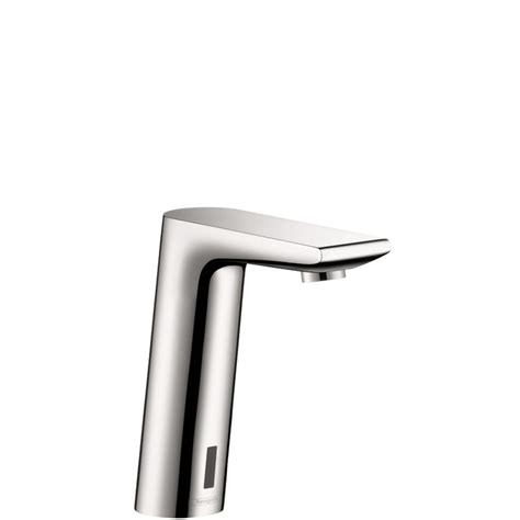 Metris S Single Hole Electronic Bathroom Faucet By Hansgrohe