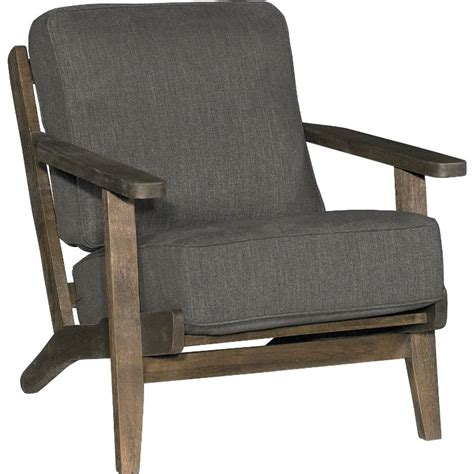 Metro Charcoal Accent Chair