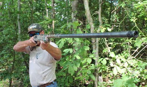 Metro Shotgun Barrel Extension And Mossberg 12 Gauge Pump Shotgun Adjustable Choke