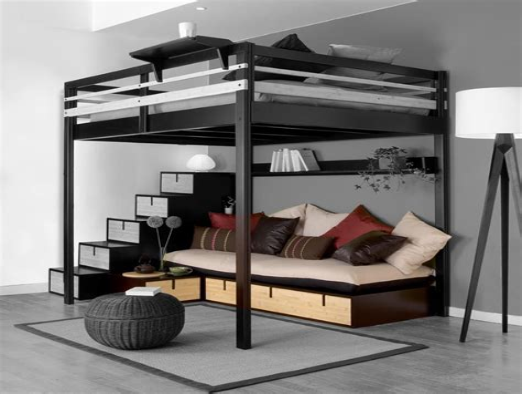 Mezzanine-Bed-Plans