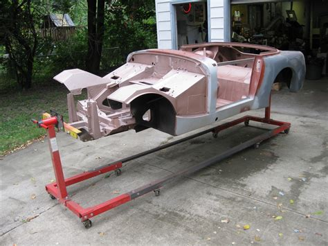 Mgb Rollover Jig Plans