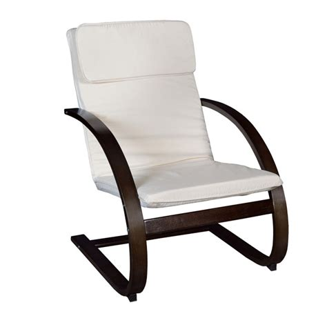 Mia Bentwood Reclining Chair