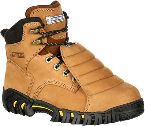 Michelin Men's 6' Protective Met Guard(ST) Work Boot-XPX761