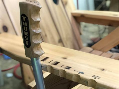 Michigan Wine Chair Plans