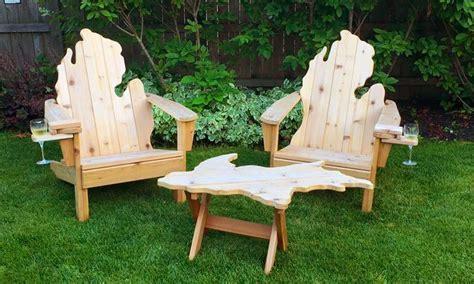Michigan-Shaped-Adirondack-Chair-Plans