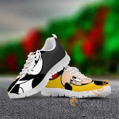 Mickey Mouse Nike Sneakers