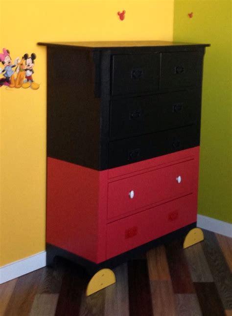 Mickey-Mouse-Dresser-Diy