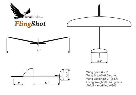Micro-Dlg-Glider-Plans