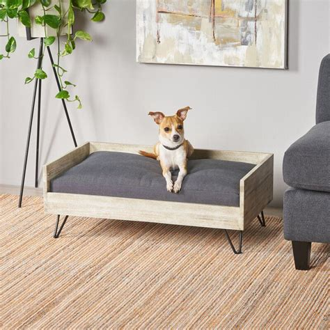 Mid Century Modern Dog Bed Diy With Stairs