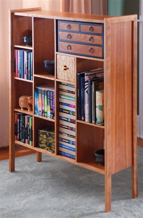 Mid-Century-Bookcase-Plans