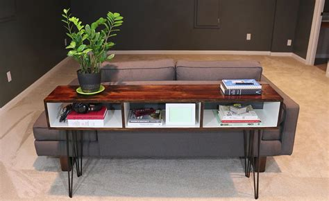 Mid-Century-Modern-Console-Table-Diy