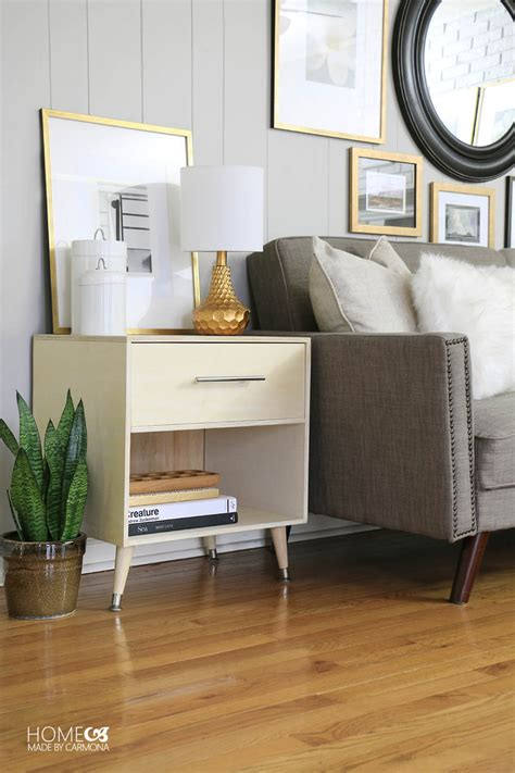 Mid-Century-Modern-Table-Diy