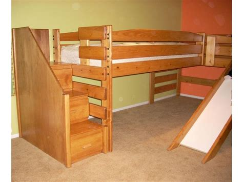 Mid-Height-Loft-Bed-Plans
