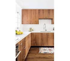 Best Mid century woodwork designs for kitchen