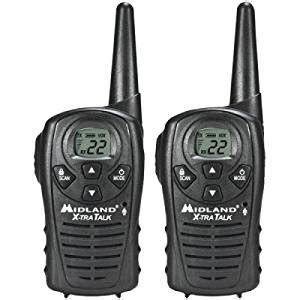 Midland Lxt118vp Two. Way Radio . 22 X Gmrs/Frs . 95040 Ft 'Product Type: Wireless Devices/Walkie Talkies'