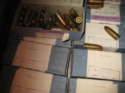 Mil Surplus 9mm Ammo And Ranger T 9mm Ammo