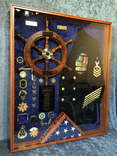 Military Shadow Box Designs