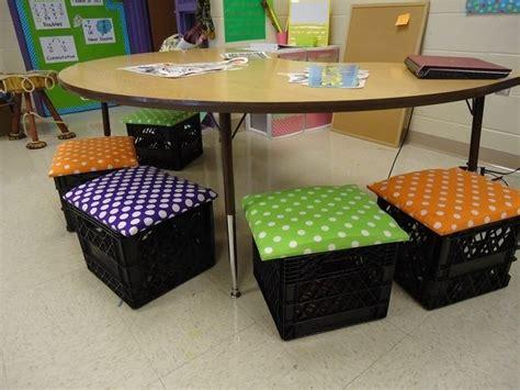 Milk-Crate-Seats-For-Classroom-Diy