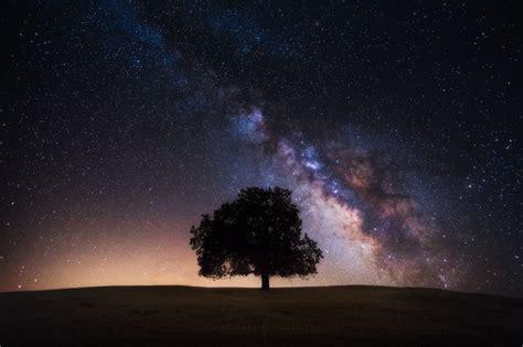 Milky Way Night Skies
