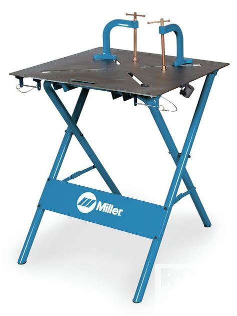 Miller-Portable-Welding-Table-Plans