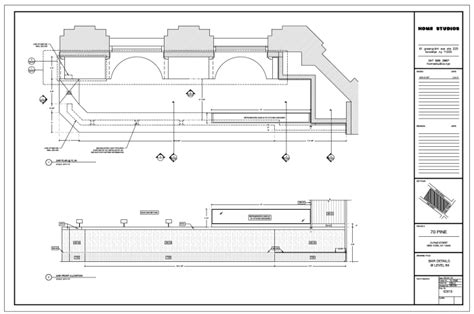 Millwork-Plans-For-A-Bar