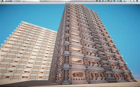 Minecraft Diy Apartment Complex