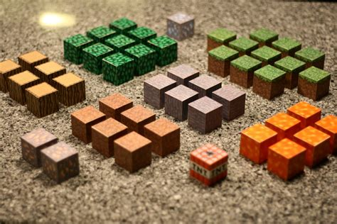 Minecraft Diy Blocks