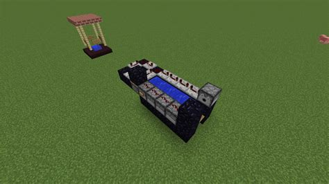 Minecraft Diy Redstone Cannon