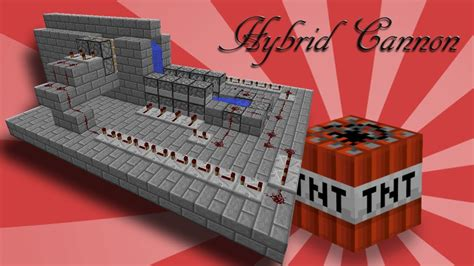 Minecraft How To Make A Sand Stacker Cannon