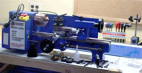 Mini Lathe Projects Plans