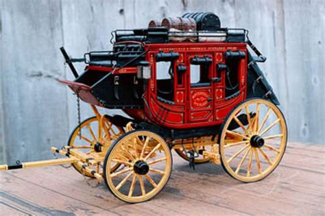Mini Stagecoach Plans Wagons