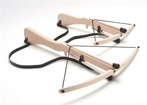 Mini Wooden Crossbow Plans