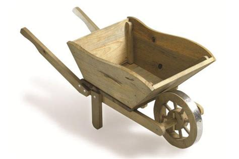 Mini Wooden Wheelbarrows Patterns