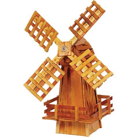 Mini Wooden Windmill Plans